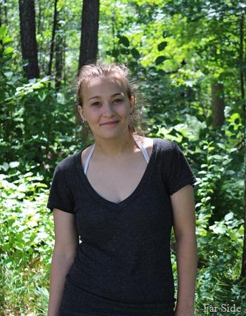 Savannah 19 years old