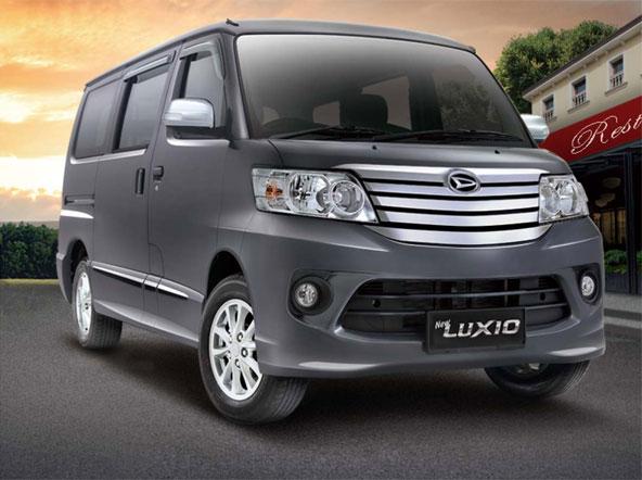 Daihatsu LUXIO - Spesifikasi Lengkap dan Harga