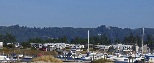 Port of Newport RV Park