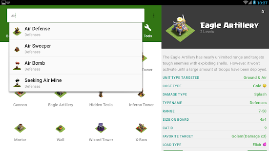 Free Toolkit for Clash of Clans APK for Windows 8