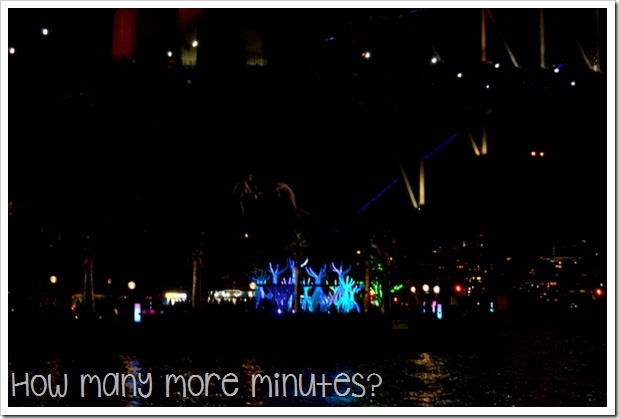 Vivid Sydney 2015 ~ How Many More Minutes?
