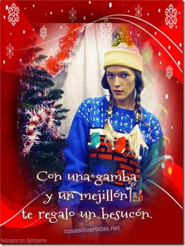feliz navidad gente rara y fea cosasdivertidas (7)