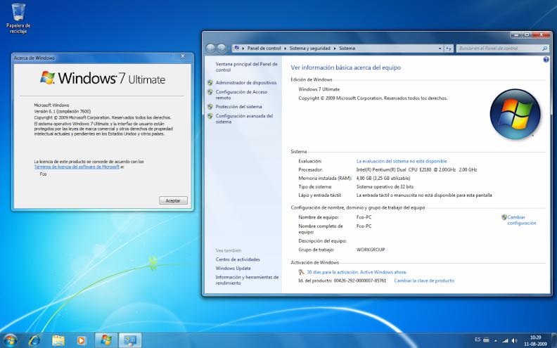 programa para activar de windows 7