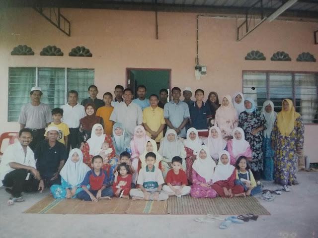Kaum kerabat tok wan mendeling, kaum mendeling, keturunan mendeling, kaum kerabat dari indonesia