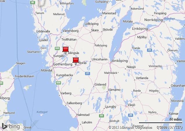 alingsas map ile ilgili görsel sonucu alingsas map