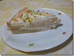 BLOG mundial Torta limão fatia