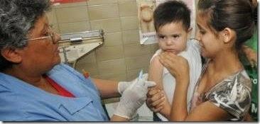 Campaña de Vacunación en La Costa