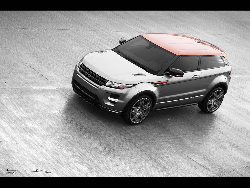 A Kahn Design: Custom Evoque  based on Land Rover Evoque  news - AcuraZine