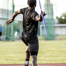 Javelin Throw by Keith Stonehouse - Sports & Fitness Other Sports (  )