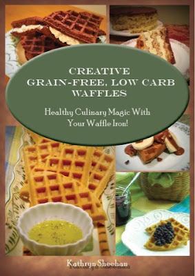 Creative Grain Free, Low Carb Waffles