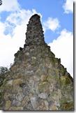 Coquina chimney