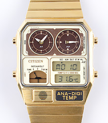 Citizen AQ Chrono : JG2002-53P