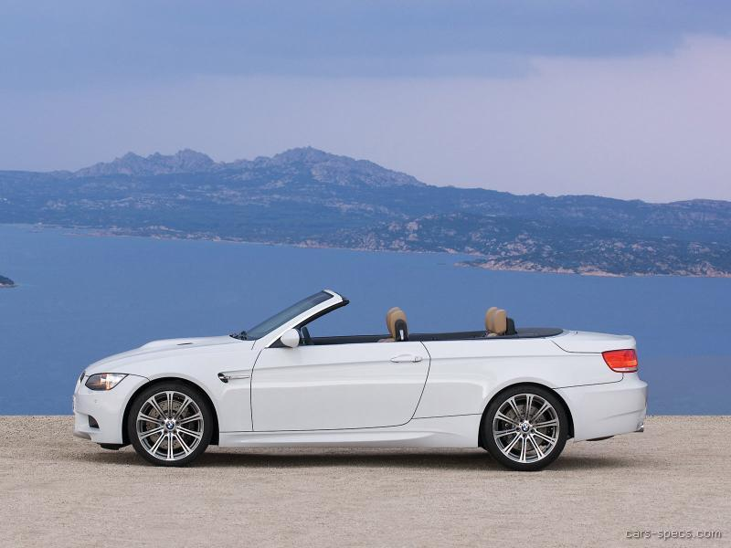2011 BMW M3 Convertible Specifications, Pictures, Prices
