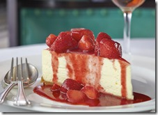 Cecconis london cheesecake