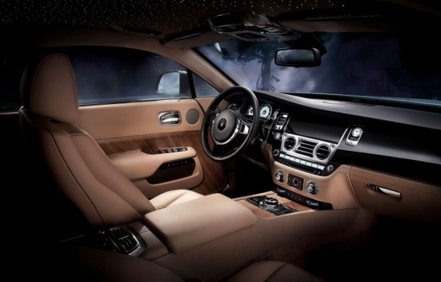 2017 Rolls-Royce Wraith Coupe Interior and Exterior Car Review Specs
