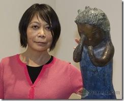 japanese-swiss-artist-leiko-ikemura-poses-next-to-51472