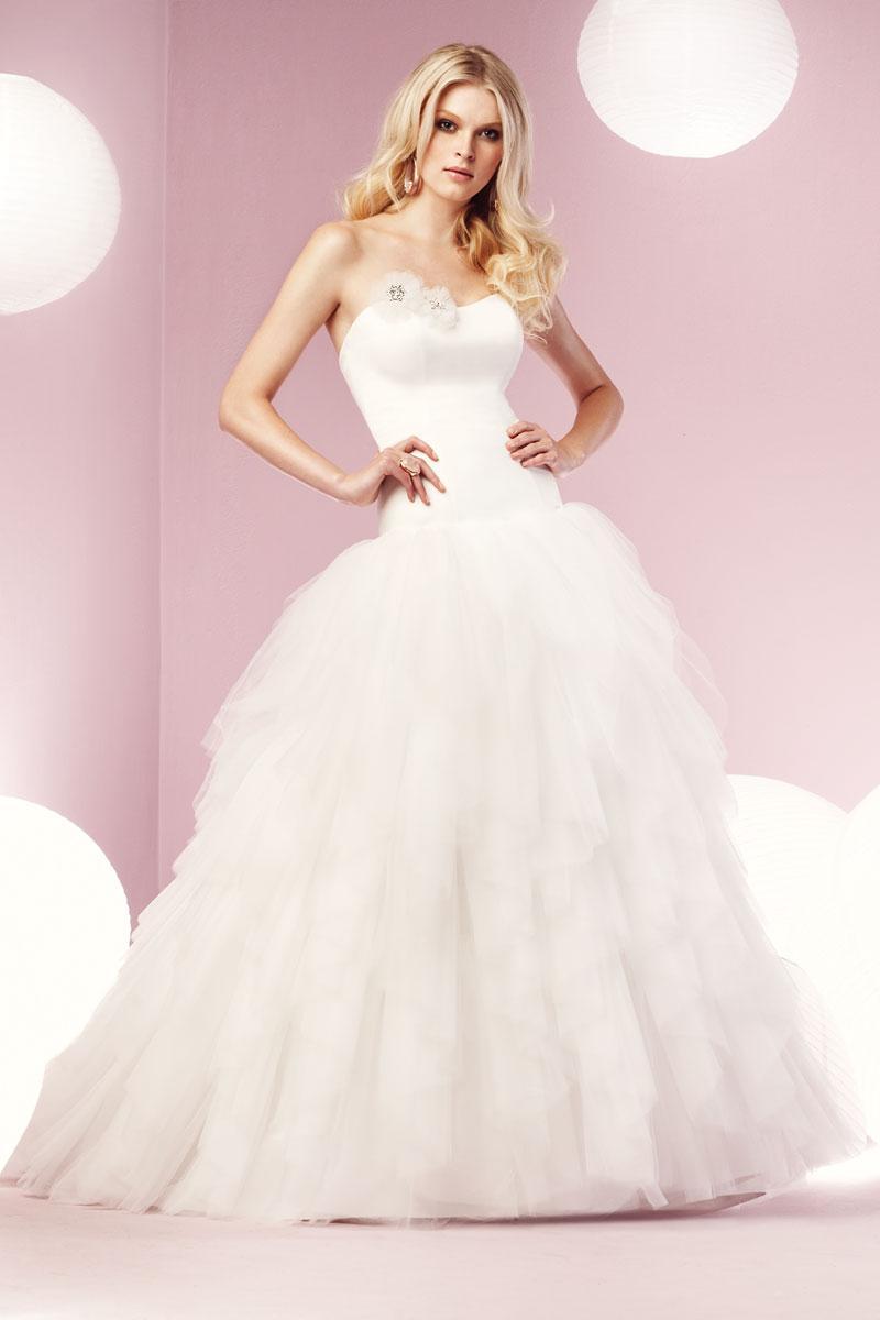 princess wedding dresses 2011