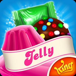 Candy Crush Jelly Saga v1.2.1 [Mod]