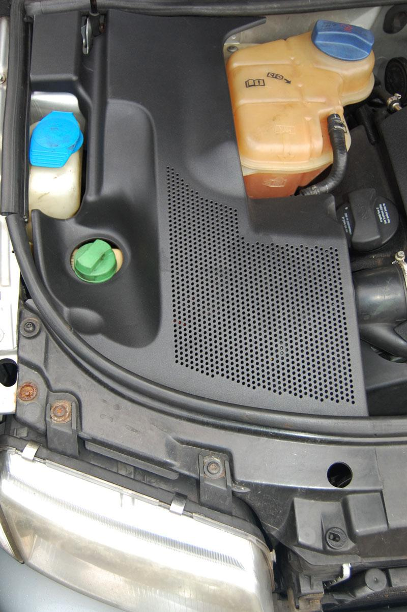 B5 RS4 full side engine cover