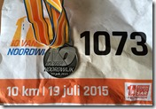 Noordwijk Medaille