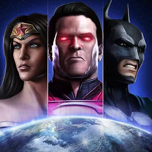 Injustice Gods Among Us apkmania