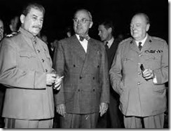 Truman, Stalin, Churchill