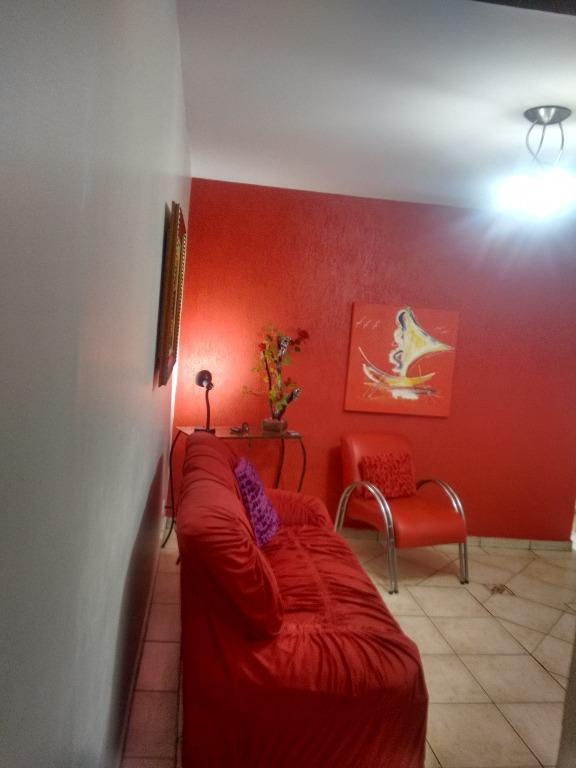 Casa 3 Dorm, Jardim d Abril, Osasco (CA0911)