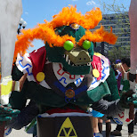 Ganon at Anime North 2014 in Mississauga, Ontario, Canada