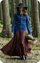 burda classic 2013 0005 skirt