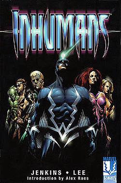 Quyền Vương Trỗi Dậy - Inhumans