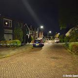 Auto gestolen bij gewapende woningoverval aan Zuidwendingerweg - Foto's Dennie Gaasendam