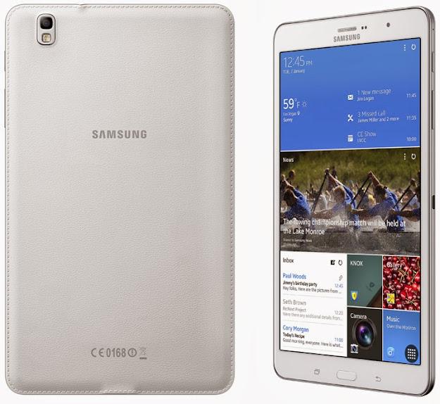 Samsung Galaxy Tab Pro 8.4 - Spesifikasi Lengkap dan Harga