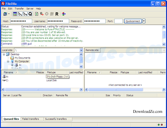 FileZilla 3.23.0.2 (32/64 bit)