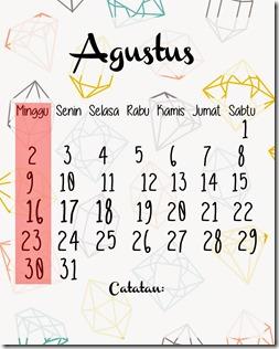 kalender agus