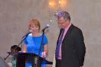 2015 Dinner for Dave Co Hosts Carol and Rev. Niel Mittlestaedt.jpg