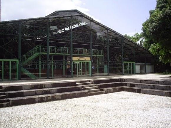 Estaçao Gasometro - Belém do Parà