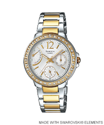 Casio Sheen : SHE-3805SG