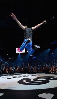 Coldplay iHeartRadio Music Festival 2015-48