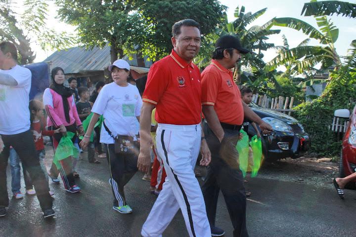 Fun Walk 2015 bersama Bupati Bantaeng dan Gubernur SulSel-6