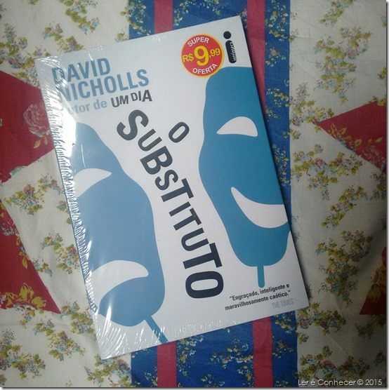 O Substituto – David Nicholls (The Understudy)