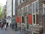 Eingang ins Rembrandt-Haus / Вход в Дом Рембрандта