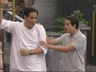 Joey Marquez and John Lloyd Cruz in Home Sweetie Home