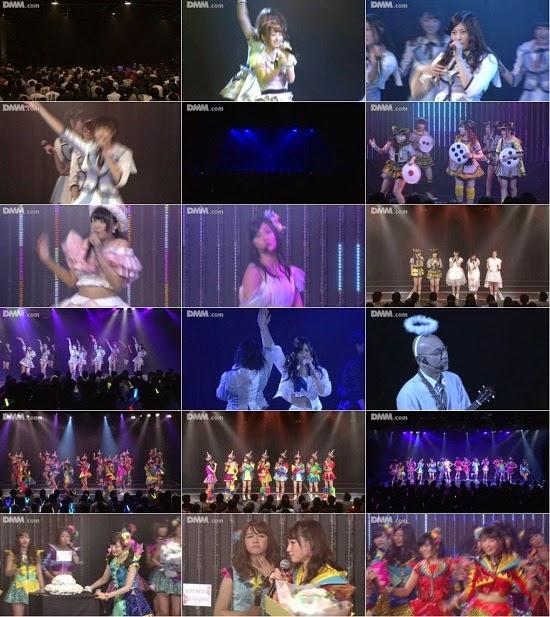 "(LIVE)(公演) NMB48 チームN ""ここにだって天使はいる"" 須藤凜々花 太田夢莉の生誕祭 141106 & 141114 & 141128 & 141204"
