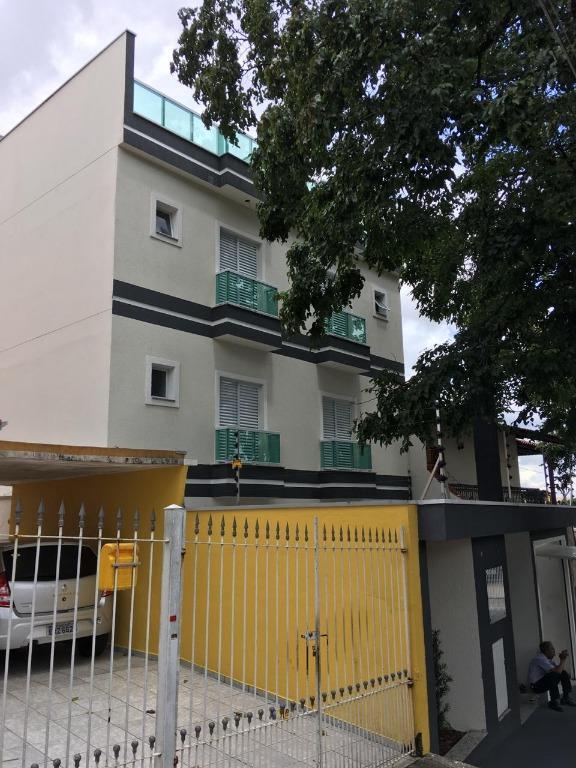 Cobertura Vila Pinheirinho Santo André