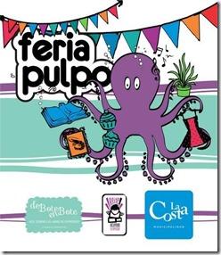 Feria Pulpo en simultáneo, estará abierta en Santa Teresita y San Bernardo