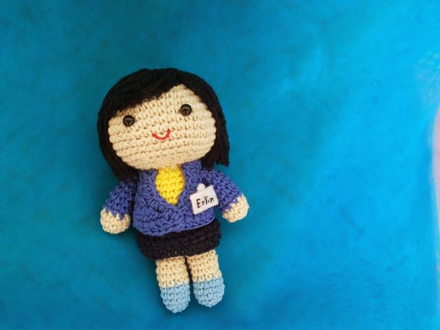 Amigurumi Starcraft : Lenns Craft ? Handmade doll? Amigurumi ? : Jual boneka ...