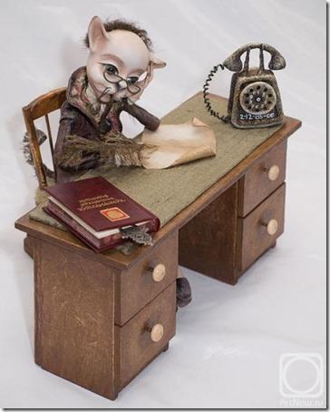 Muñecas de Nadezhda Sokolova Djembe  (7)