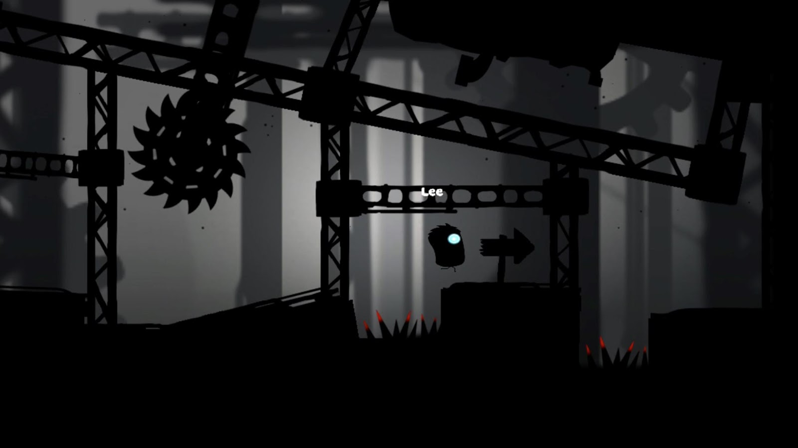 Unia: And The Burned Village Screenshot 0