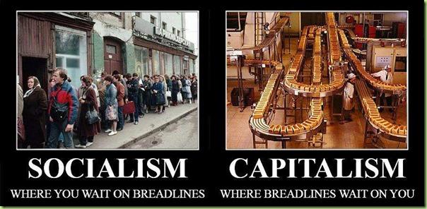 Socialism breadlines