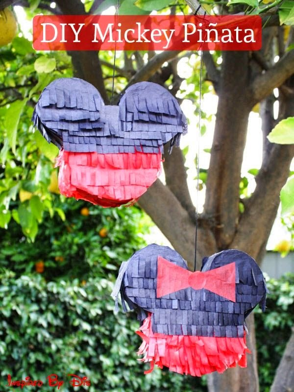 30 DIY Disney Crafts for a Disney Vacation